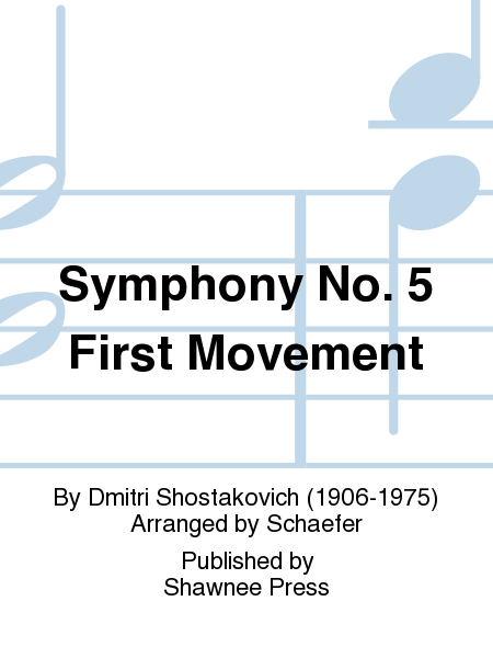 Symphony No. 5 First Movement