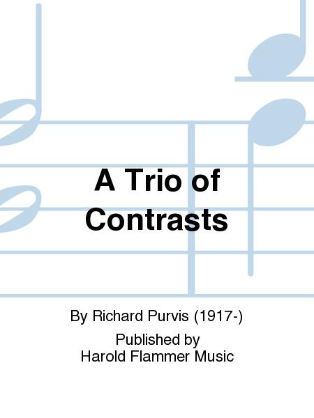 A Trio of Contrasts