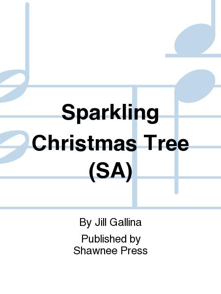 Sparkling Christmas Tree (SA)