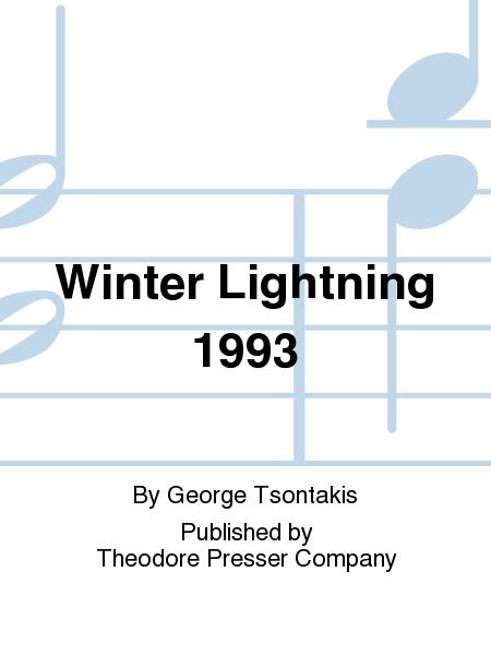 Winter Lightning 1993