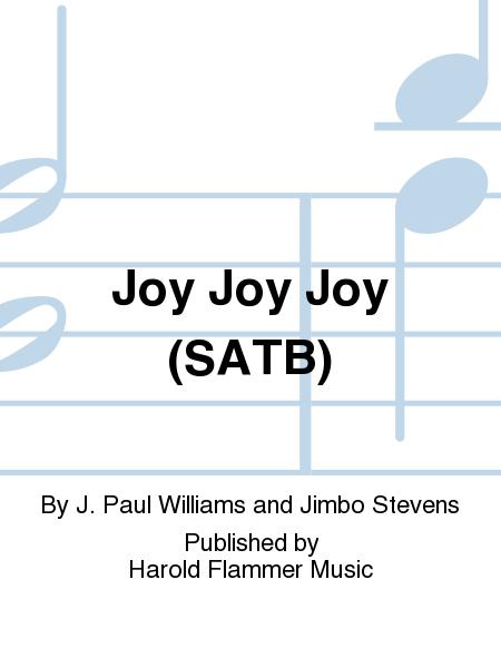 Joy Joy Joy (SATB)