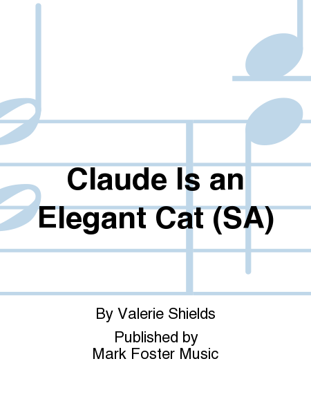 Claude Is an Elegant Cat (SA)
