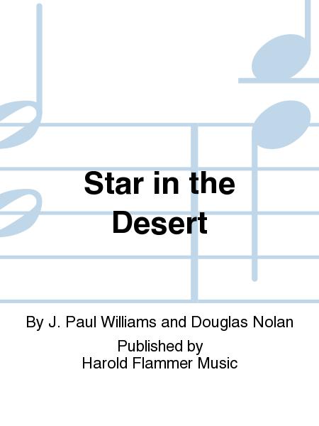 Star in the Desert
