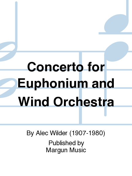 Concerto for Euphonium and Wind Orchestra