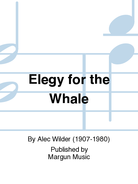 Elegy for the Whale