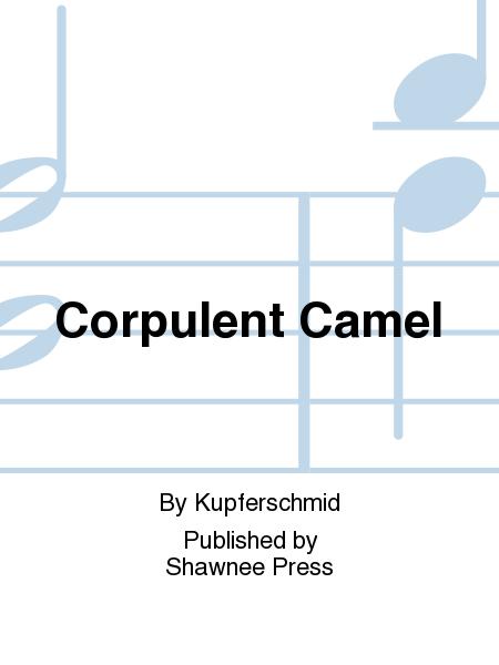 Corpulent Camel