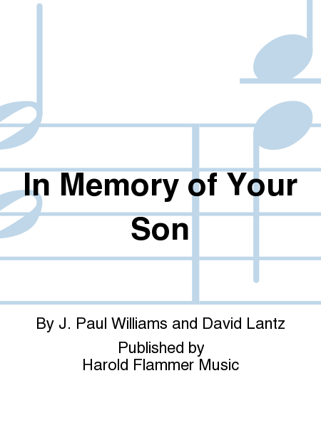 In Memory of Your Son