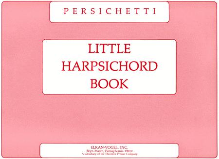 Little Harpsichord Book