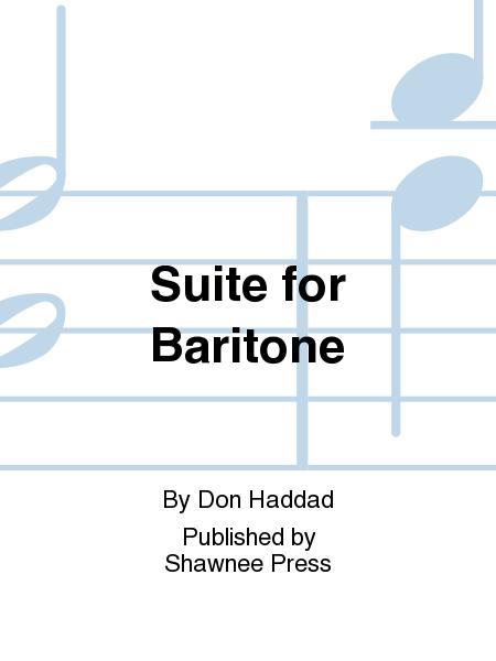 Suite for Baritone