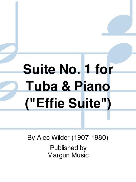 Suite No. 1 for Tuba & Piano (
