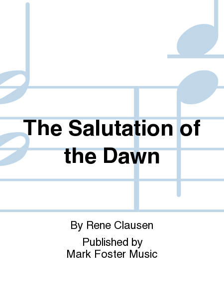 The Salutation of the Dawn