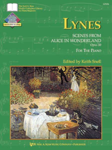 Lynes: Scenes from Alice in Wonderland