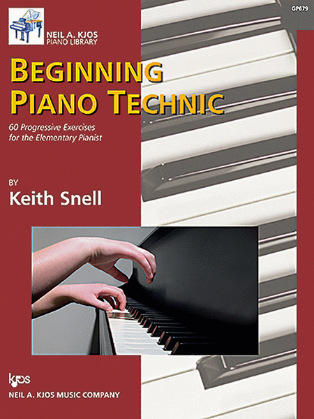 Beginning Piano Technic