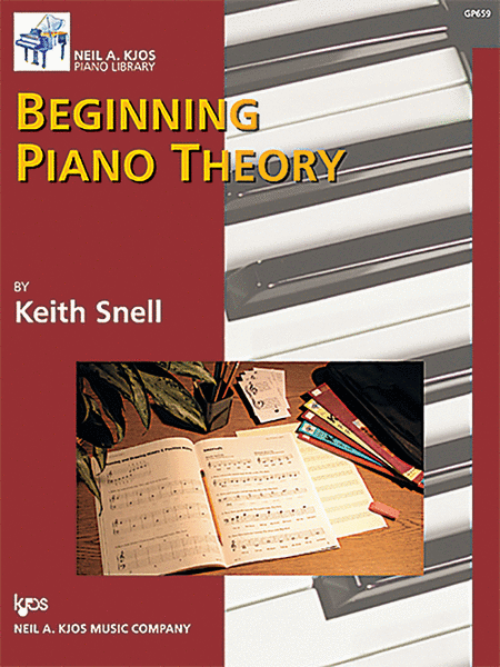 Beginning Piano Theory