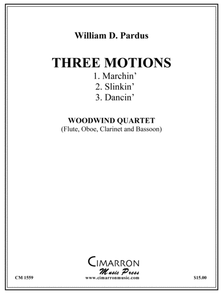 Three Motions