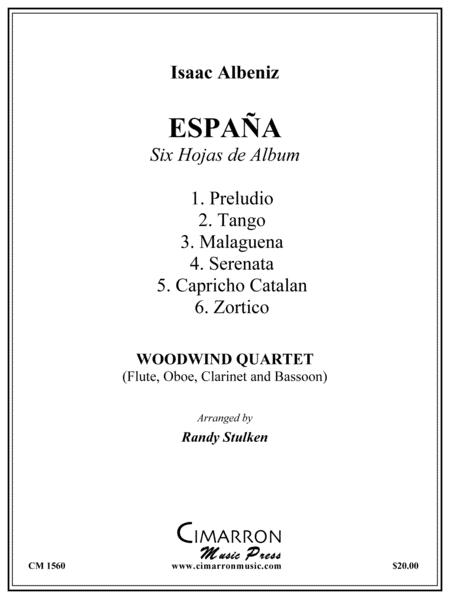 Espana (Six Hojas de Album)