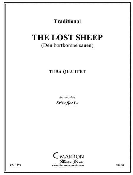 The Lost Sheep (Deb bortkomne sauen)