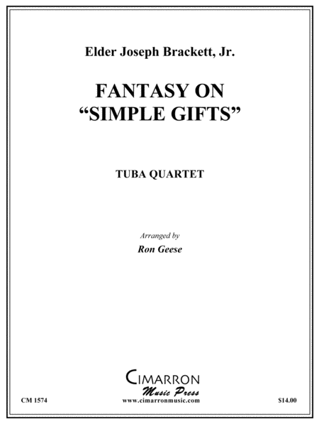 Fantasy on Simple Gifts