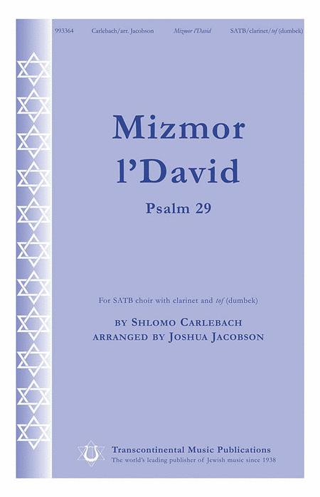 Mizmor l'David