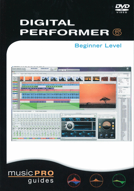 Digital Performer 6