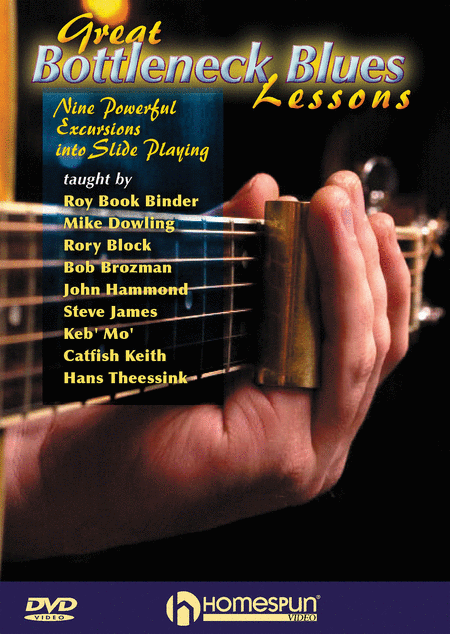Great Bottleneck Blues Lessons