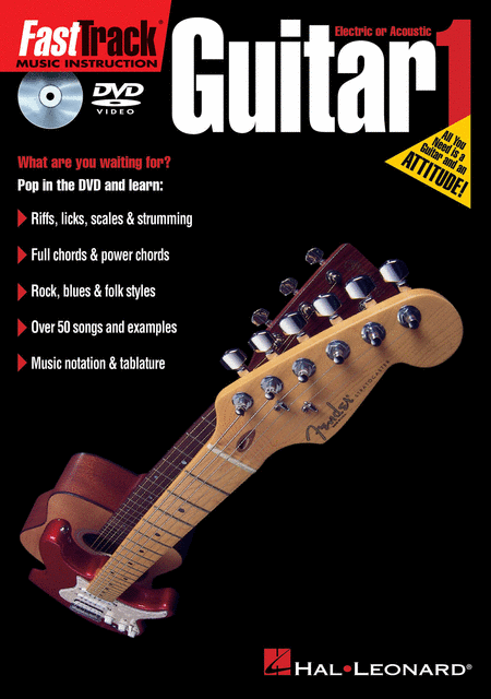 FastTrack Guitar Method 1
