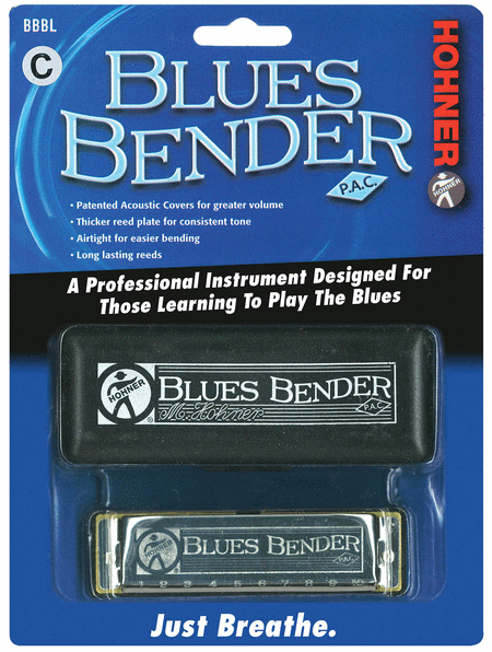 Blues Bender Harmonica