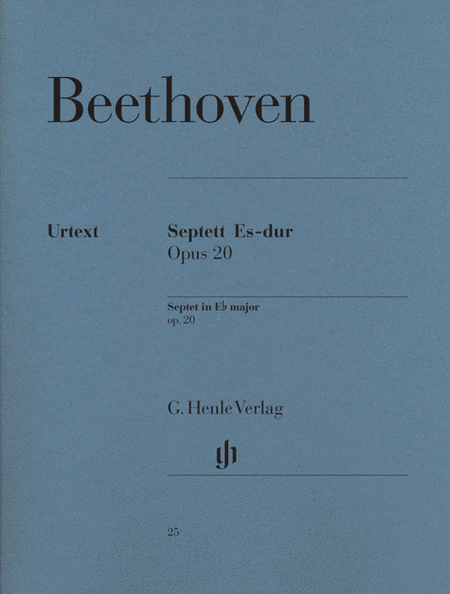 Septet in E-flat Major, Op. 20
