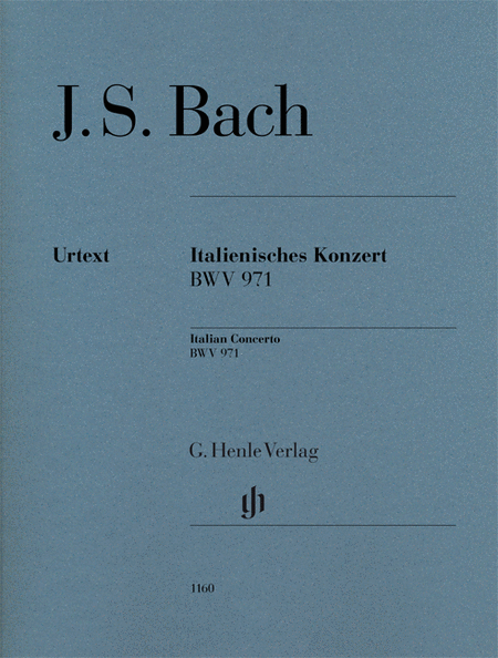 Italian Concerto BWV 971