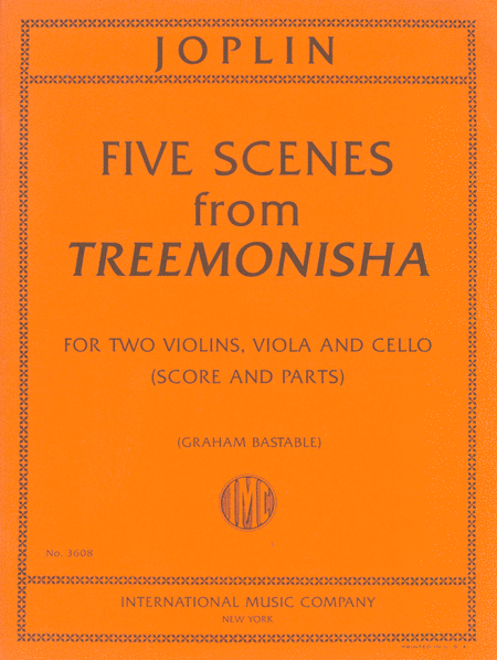 Five Scenes from Treemonisha (First Edition)