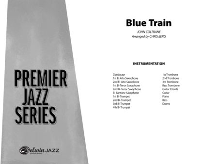 Blue Train (score only)