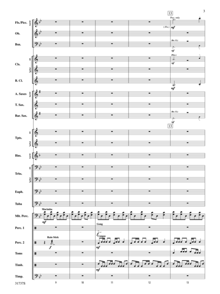 Legends of the Yucatan (score only)