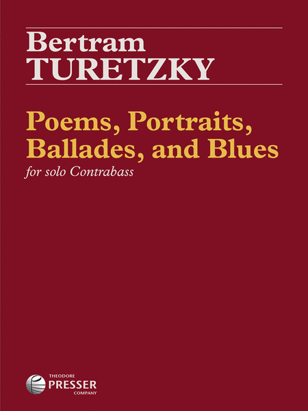 Poems, Portraits, Ballades, and Blues