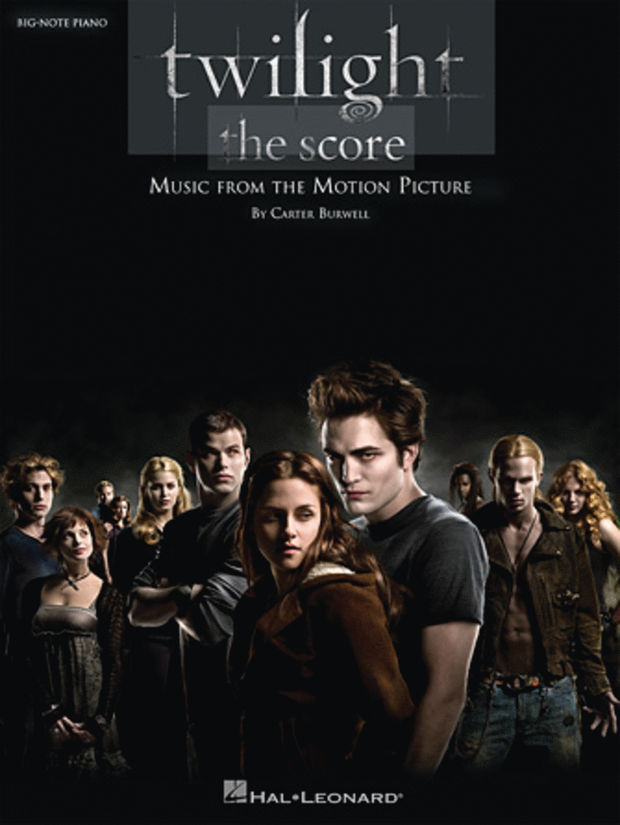 Twilight - The Score (Big Note)