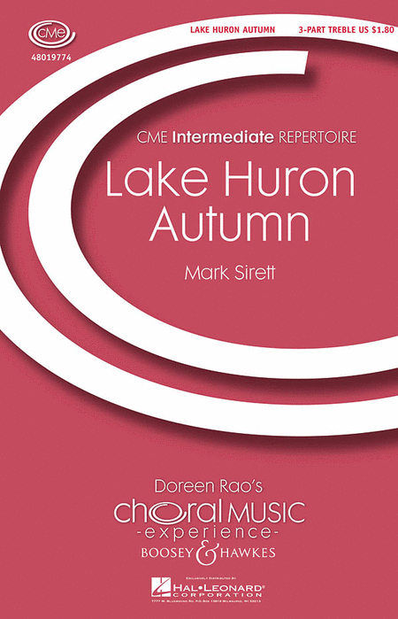 Lake Huron Autumn