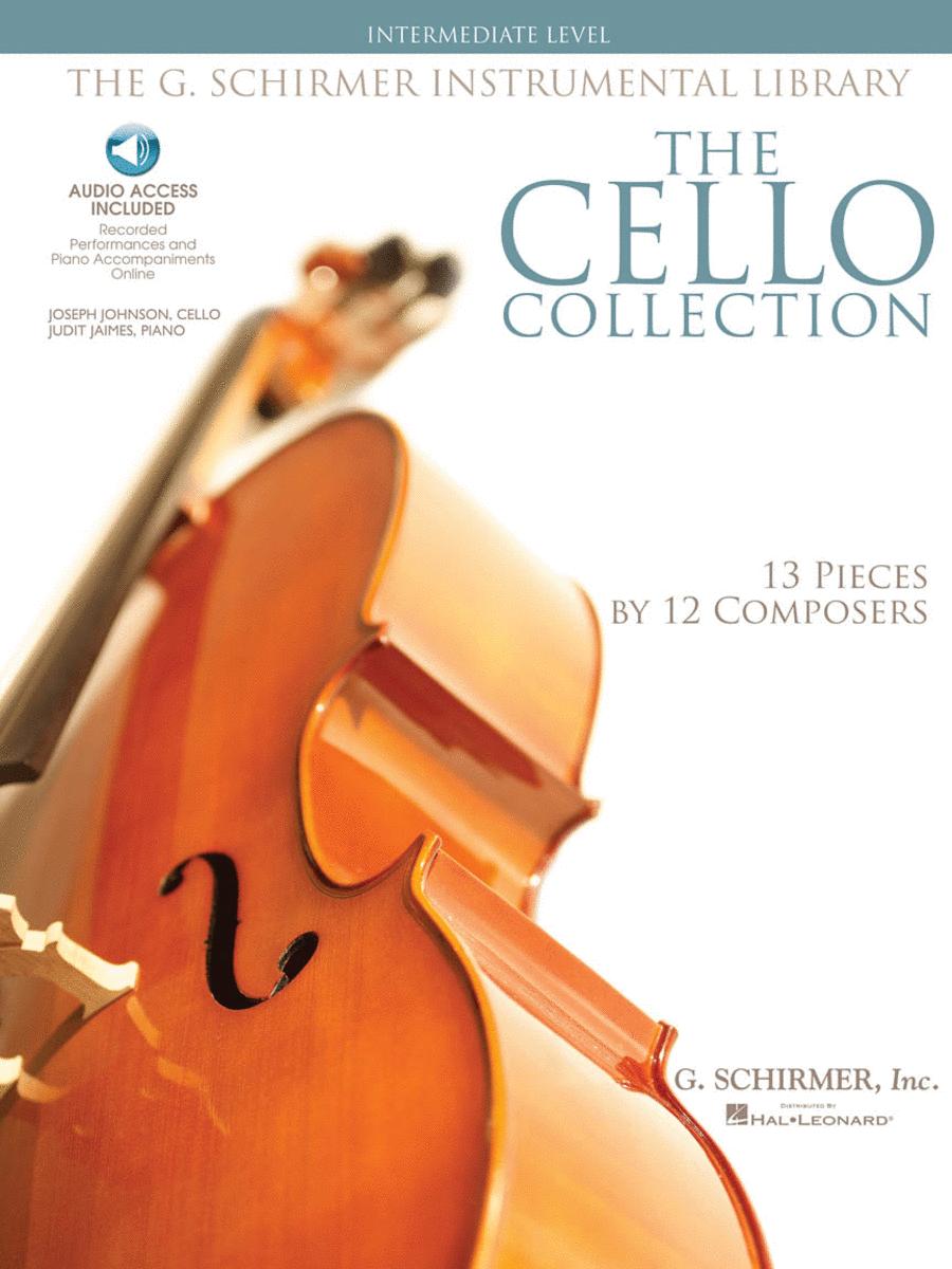 The Cello Collection - Intermediate Level