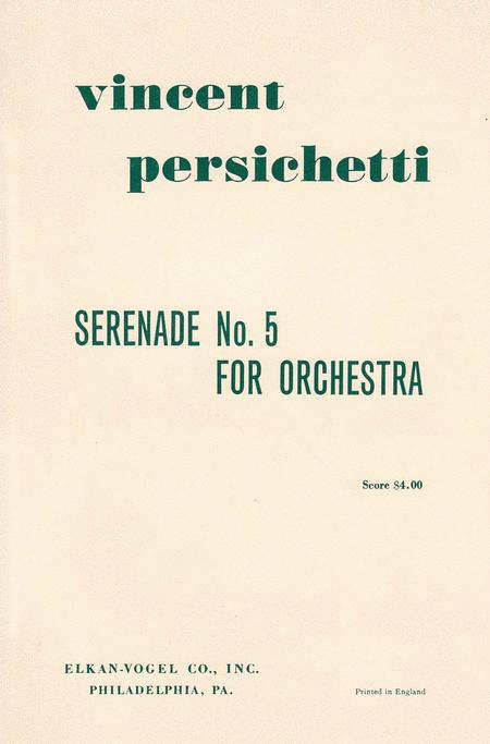 Serenade No. 5