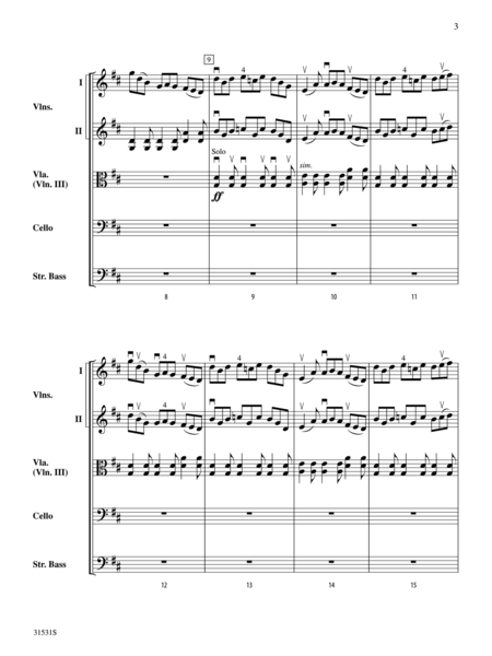 Fiddle Like the Dickens! (score only)