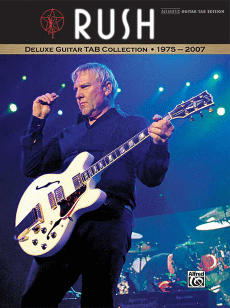 Rush -- Deluxe Guitar TAB Collection 1975 - 2007