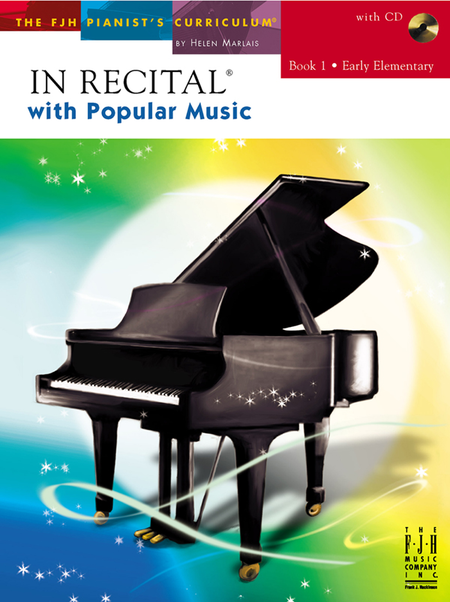 In Recital! with Popular Music, Book 1