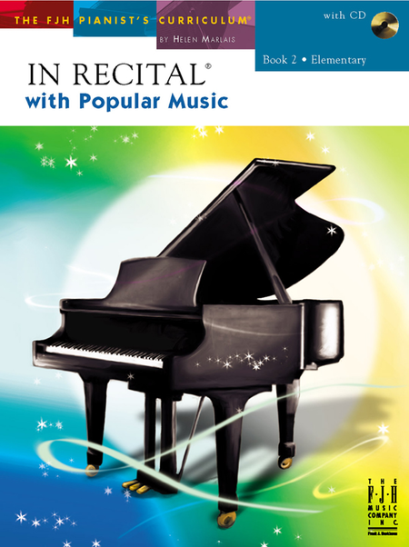 In Recital! with Popular Music, Book 2