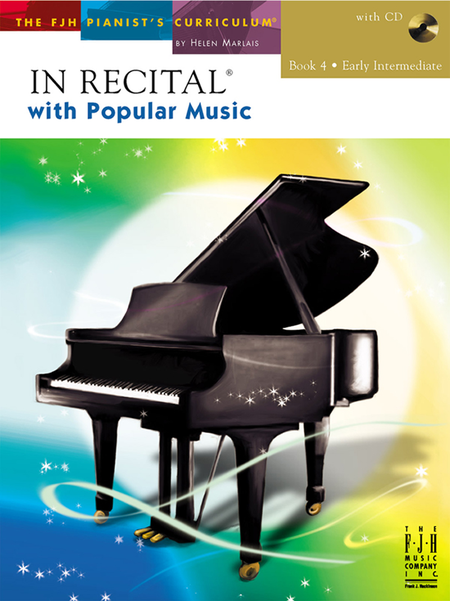 In Recital! with Popular Music, Book 4