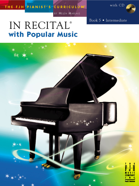 In Recital! with Popular Music, Book 5