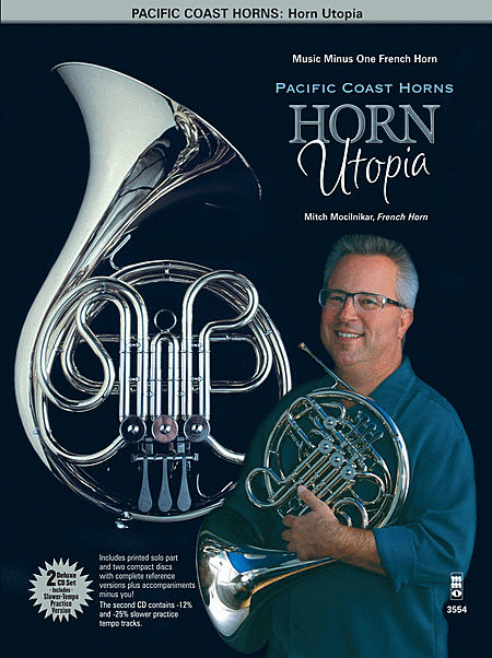 Pacific Coast Horns, Volume 1 - Horn Utopia