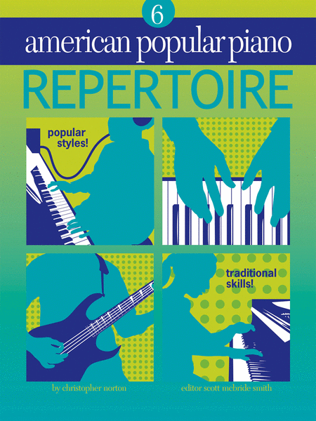 American Popular Piano - Repertoire (Book/CD)