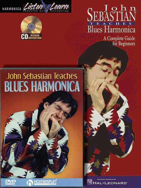 John Sebastian - Harmonica Bundle Pack