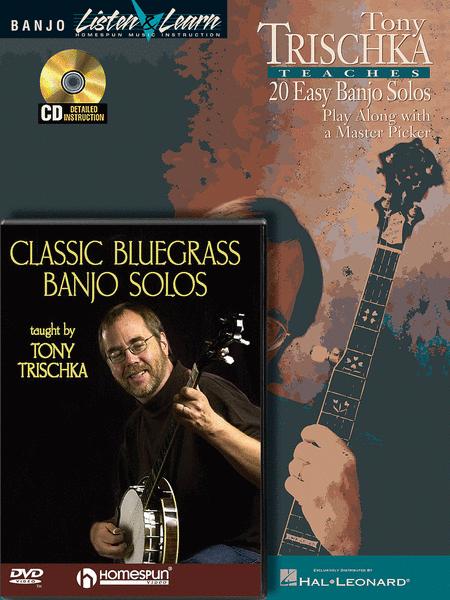 Tony Trischka - Banjo Bundle Pack