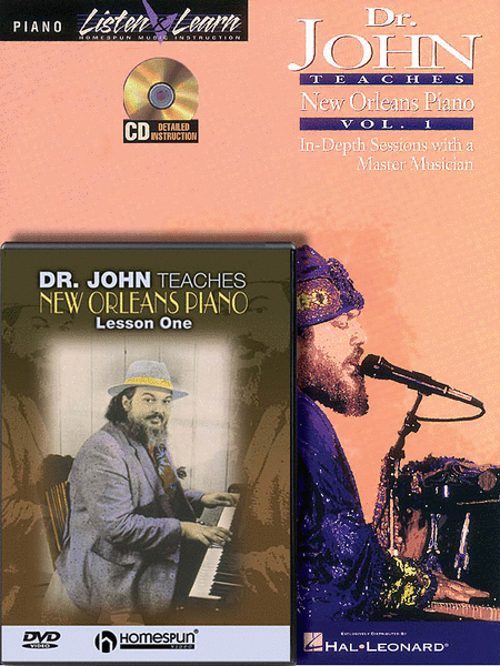 Dr. John - Piano Bundle Pack