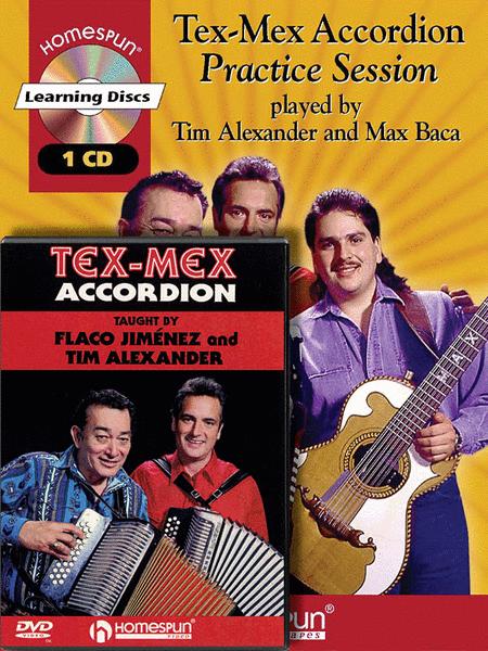 Tim Alexander - Tex-Mex Accordion Bundle Pack