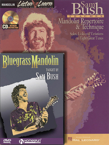 Sam Bush - Mandolin Bundle Pack